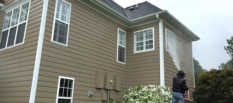 Pressure Washing & Window Cleaning - AA Lawn & Landscape LLC